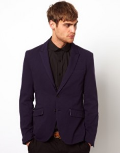 ASOS , Selected - Blazer en jersey 121,64 €