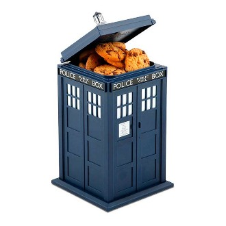 boite cookies doctor who