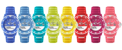 ice watch universe pantone