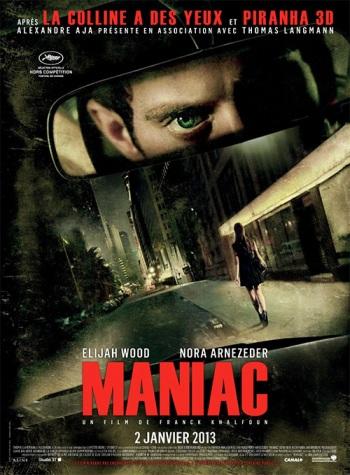 maniac film horreur