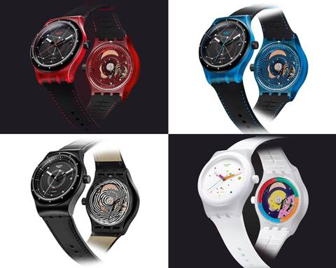 swatch sistem51 coloris