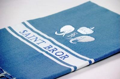 fouta-tunisienne-bleu-azur