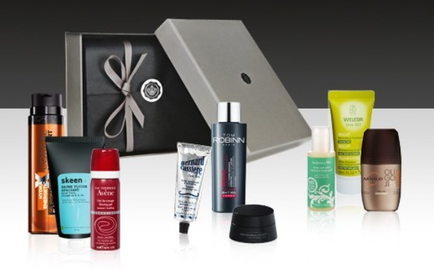 glossybox homme decembre 2013