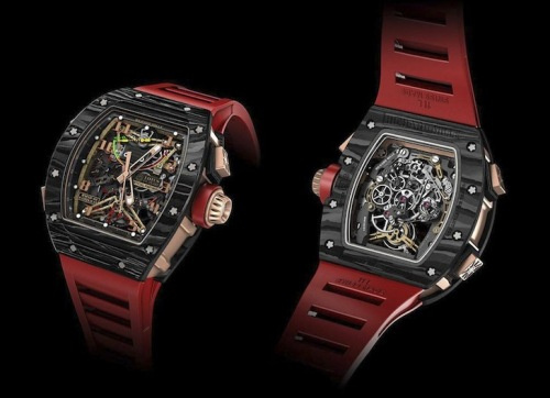 rm51-01 richard mille romain grosjean
