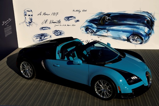 Bugatti veyron jean pierre wimille
