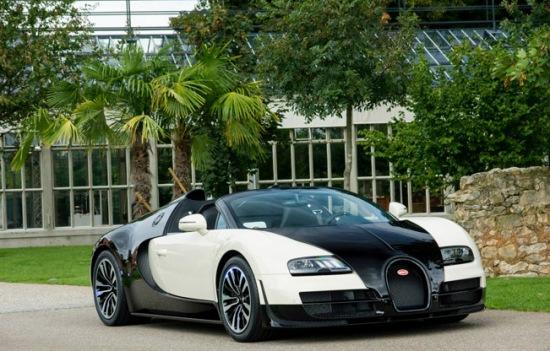 Bugatti veyron lang lang edition