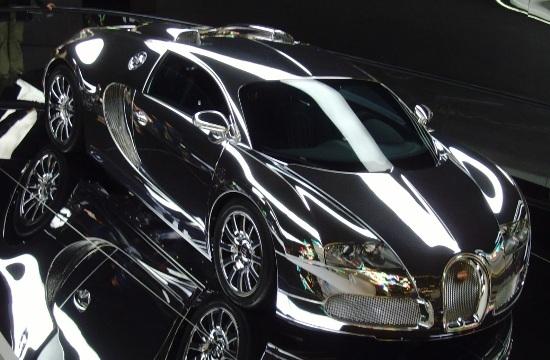 Bugatti veyron mirror