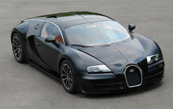 Bugatti veyron sang noir (2)
