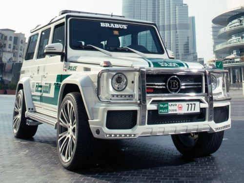 Mercedes G63 AMG Brabus 700 V8 Biturbo de 620ch 200 000€