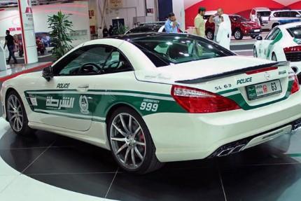 Mercedes SL63 AMG V8 de 537ch 179 700€