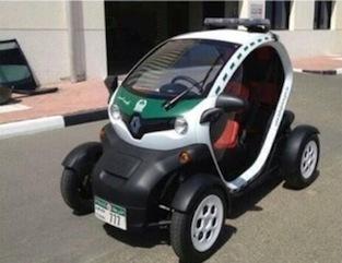 Renault Twizy Moteur électrique de 17ch 8 000€
