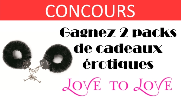 CONCOURS love to love