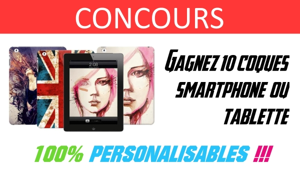 CONCOURS you art lucky