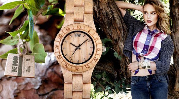 Montre en bois wewood avis