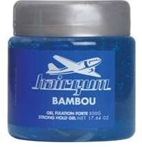 gel hairgum bambou