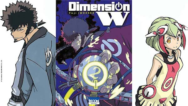 Dimension W tome 2