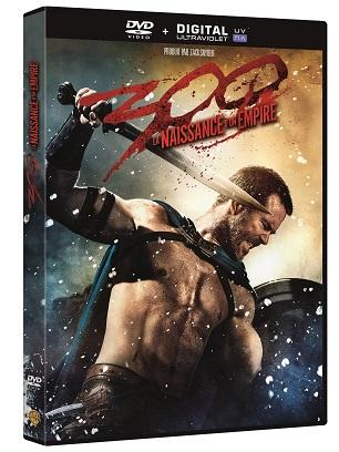 300 la naissance d'un empire DVD