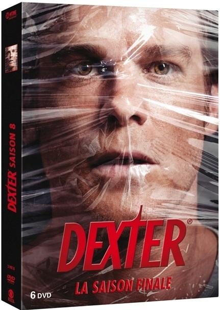 Dexter saison 8 coffret dvd