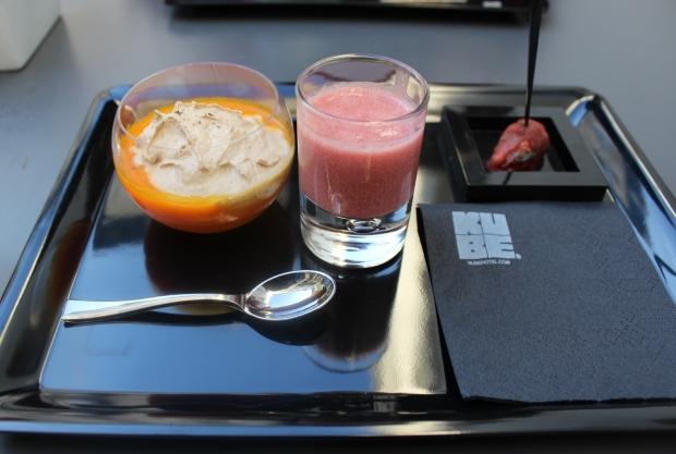 KUBE HOTEL Mixologie et  Food Expérience 49