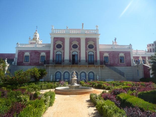 La Pousada de Estoi, un joyau de l'Algarve