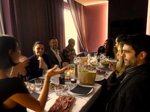 happy diner elegancia eric nolleau