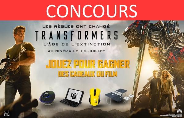 CONCOURS TRANSFORMER