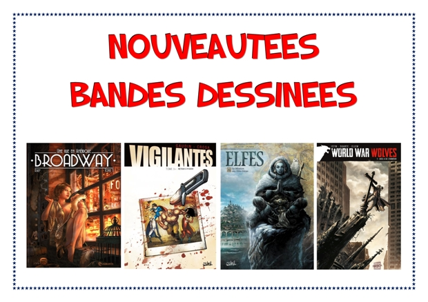 selection bande dessinée