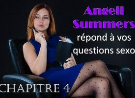 Angell Summers reponse sexo 4