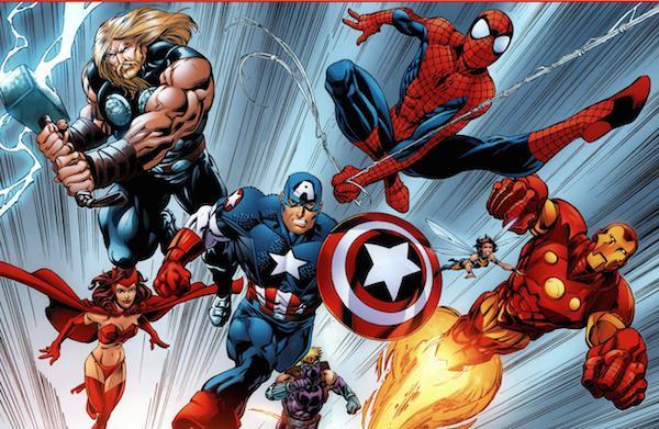 spiderman aurait pu etre un avengers