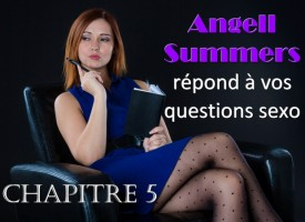 Angell Summers sexe anal sodomie