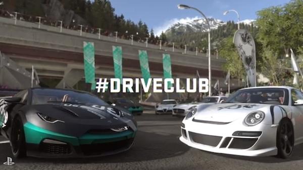 driveclub premiere impression