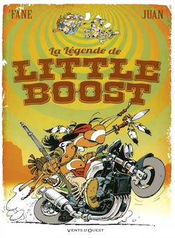 la legende de little boost