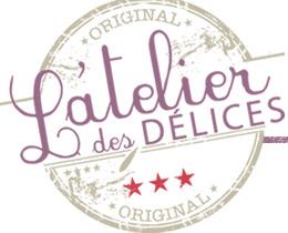 logo l'atelier des delices