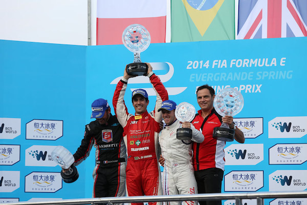 podium formule e grand prix chine pekin