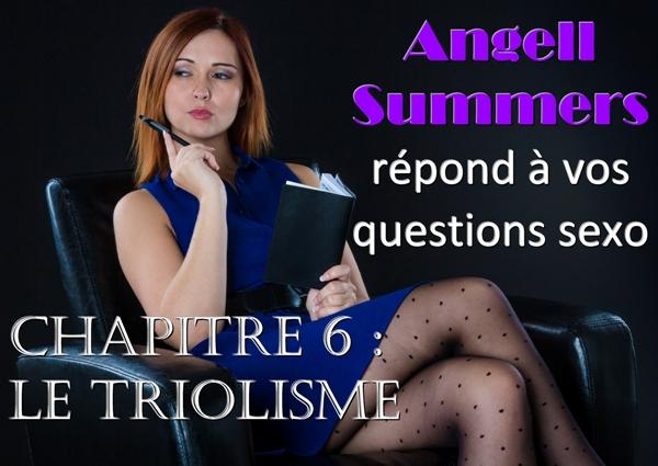 Angell Summers triolisme
