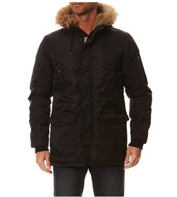 Veste hiver homme jack and jones