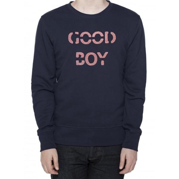 Cliquez sur cette image pour en savoir plus sur le sweat Good Boy ;-)