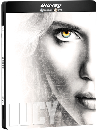 LUCY bluray steelbook