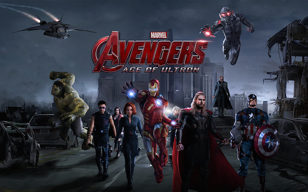 age of ultron avengers