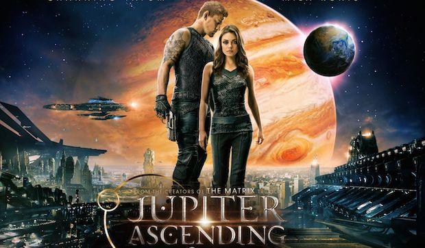 Jupiter-le destin de l'univers bande annonce