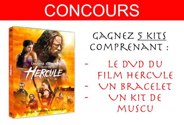 concours hercule dvd