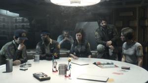Alien isolation equipe