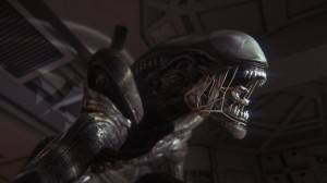 Alien isolation monstre