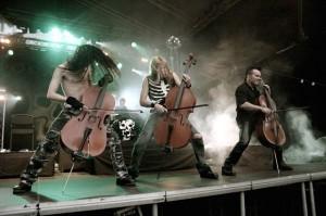 Apocalyptica-live