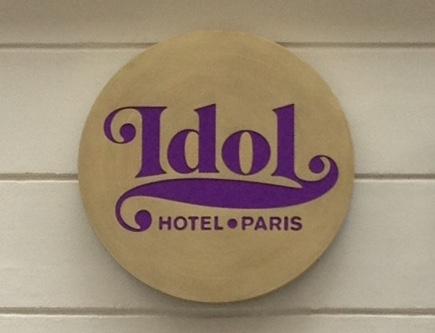 idol hotel logo