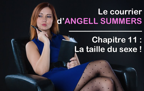 anggell summers taille du sexe