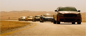 fast and Furious-7 voiture