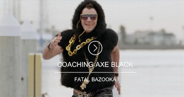 fatal bazooka axe