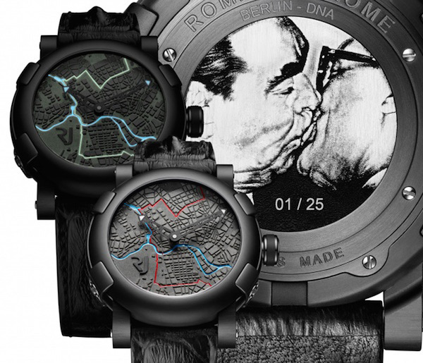 Romain Jerome Berlin DNA Watch