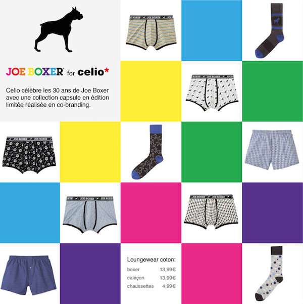 celio joe boxer